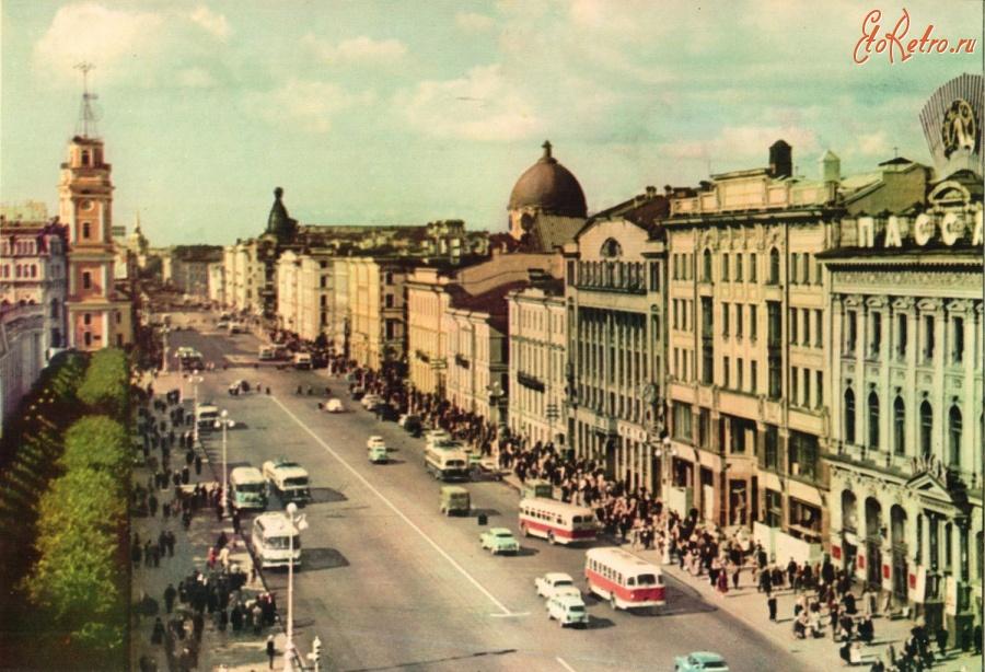 невский проспект фото санкт-петербург